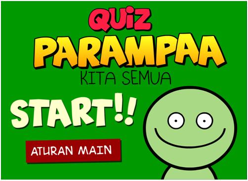 Kunci Jawaban Quiz Parampaa 3 Lengkap